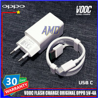 Charger Oppo Find X VOOC Flash Charge ORIGINAL 100% USB C 5V-4A