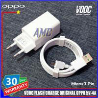 Charger Oppo F9 Oppo F9 Pro VOOC Flash Charge ORIGINAL 100% 5V-4A