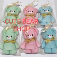 Souvenir Handuk Beruang Lucu/Kelahiran/One Month/Ulang Tahun Tile