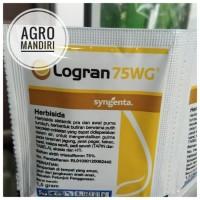 Logran 75WG 1,5 gr Herbisida Sistemik Pra dan Awal Purna Tumbuh Padi