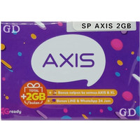Perdana AXIS Data 2GB Full 24jam