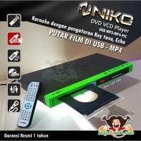 NK-187 NIKO DVD Player Niko USB MP4 ORIGINAL