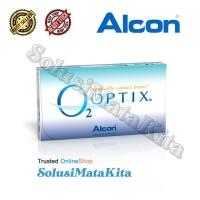 Softlens O2 OPTIX Breathable Contact Lens -5.25 s/d -10.00 | Alcon - - 5.25
