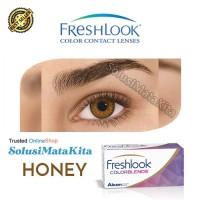 Softlens Freshlook ColorBlends - Honey 0.00 s/d -3.00 | Alcon - - 2.00