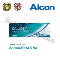 Softlens DAILIES Aqua Comfort PLUS -5.25 s/d -10.00 | Alcon - - 5.25
