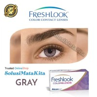 Softlens Freshlook ColorBlends - Gray 0.00 s/d -3.00 | Alcon - - 0.50