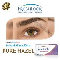Softlens Freshlook ColorBlends - Pure Hazel -3.25 s/d -8.00 | Alcon - - 3.25