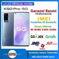 Vivo X50 Pro - Garansi RESMI - Abu-abu