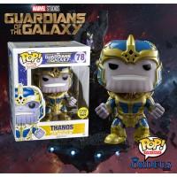 Funko Pop! Guardian of the Galaxy - Thanos 6 inch Glow in Dark GITD 78