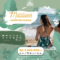 Paket Adventure Bundle Maldives 4D3N AsiaTrip