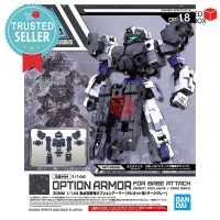 30MM Option Armor Dark Gray for Base Attack Rabiot Exclusive Bandai