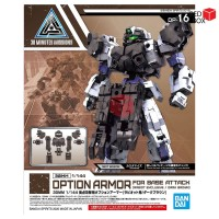 30MM Option Armor Dark Brown for Base Attack Rabiot Exclusive Bandai