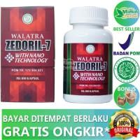 Walatra Zedoril 7 Asli 100% Original - Obat Kanker Dan Tumor Herbal