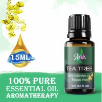 Aeris Tea Tree Essential Oil Aromatherapy (Origin Australia) 15ML