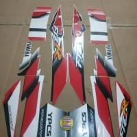 Striping List Body F1 ZR M 2002 - Putih Merah