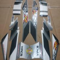 Striping List Body F1 ZR M 2002 - Putih Hitam