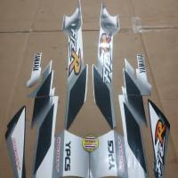 Striping List Body F1 ZR M 2001 - Putih Hitam