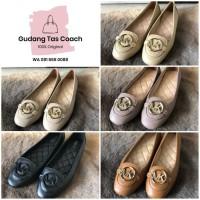Sepatu Wanita MK Original Lillie Moccasin Flats