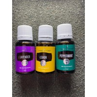 PAHE BEST SELLER LEMON LAVENDER PEPPERMINT 15ML ORI YL ESSENTIAL OIL