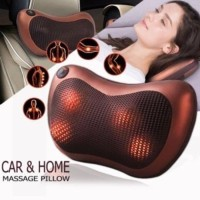 Car and Home Massage pillow bantal pijit leher punggung portable