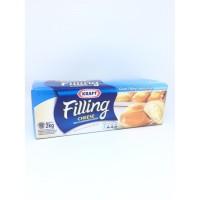 Kraft Filling Cheese 2 Kg (KHUSUS GOJEK / GRAB)
