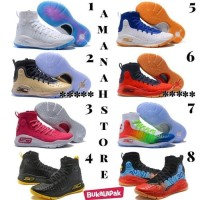 Sepatu Basket Under Armour Curry 4