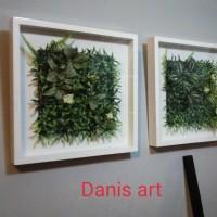 Hovsta/ Bingkai tanaman/ Bingkai minimalis/ pajangan dinding