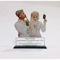 Plakat Unik untuk Hadiah Pernikahan / Wisuda by Mutiara Pelaminan 02
