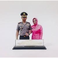 Plakat Unik untuk Hadiah Pernikahan / Wisuda by Mutiara Pelaminan 08