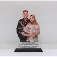 Plakat Unik untuk Hadiah Pernikahan / Wisuda by Mutiara Pelaminan 04