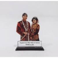 Plakat Unik untuk Hadiah Pernikahan / Wisuda by Mutiara Pelaminan 05