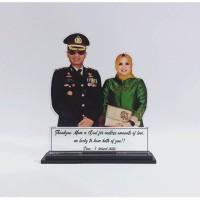 Plakat Unik untuk Hadiah Pernikahan / Wisuda by Mutiara Pelaminan 07