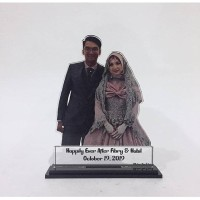 Plakat Unik untuk Hadiah Pernikahan / Wisuda by Mutiara Pelaminan 06