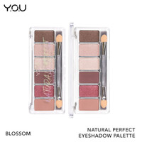 YOU Makeups Basic Collection Natural Perfect Eyeshadow Palette