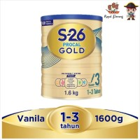 Procal Gold 1600 gram kemasan baru