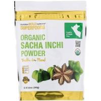 California Gold Nutrition Superfoods Organic Sacha Inchi Powder 240gr