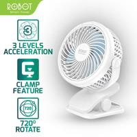 ROBOT mini Hand Fan power bank Kipas Angin Mini RT-BF10 original