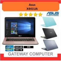 Laptop Asus X441UA - Core i3 8130 RAM 4GB 1TB Win10 14 HD GA331T