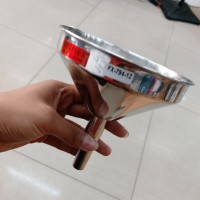 Corong Minyak Stainless Fujinex 12 Cm