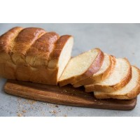 Toast Brioche - Roti Tawar Brioche - Sliced 10mm