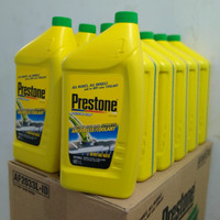 PRESTONE Antifreeze Radiator COOLANT - 1 Liter -