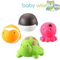Kidsme Bath Toy 4 pcs Ocean