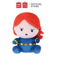 MINISO Marvel Boneka Mainan Posisi Duduk 25.5cm Bonekaan Anak Hero