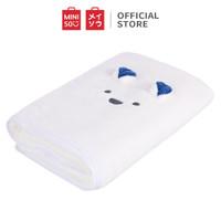 MINISO Handuk Mandi Bath Towel 140x70cm Besar Berdaya Serap Tinggi