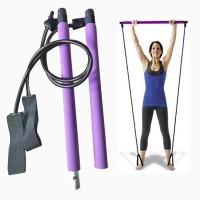 Bar Stick Tali Stretching Pilates Yoga Fitness - TP49