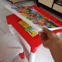 Paket Meja Kursi Belajar Set Anak Laki Perempuan Murah Berkualitas