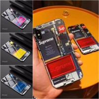Supreme Fuze Hard Case Premium Samsung J7 pro/Note 9/8/A6+/A6 /A8+/A8