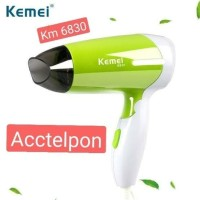 Kemei Hair Dryer KM-3326 hair drayer rambut kemei lipat