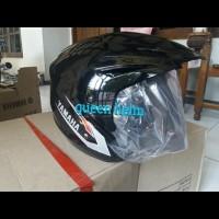 helm half face ori bawaan Yamaha