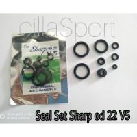Seal Set V5 OD 22